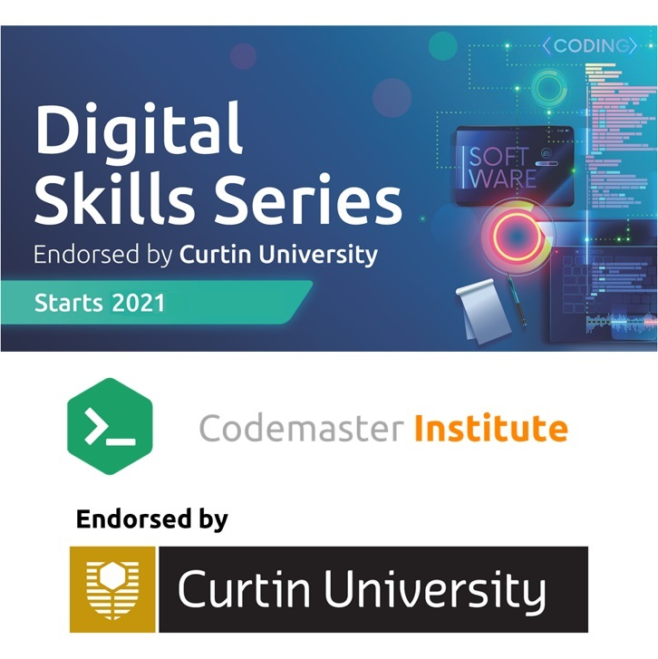 Digital Skills Series endorsed by Curtin University